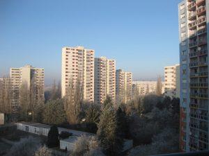 Le quartier des Coteaux à Mulhouse