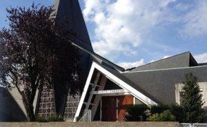 L'église Sainte Thérèse